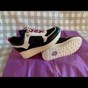 Michael Kors Trainer (Rubber shoes with heel)